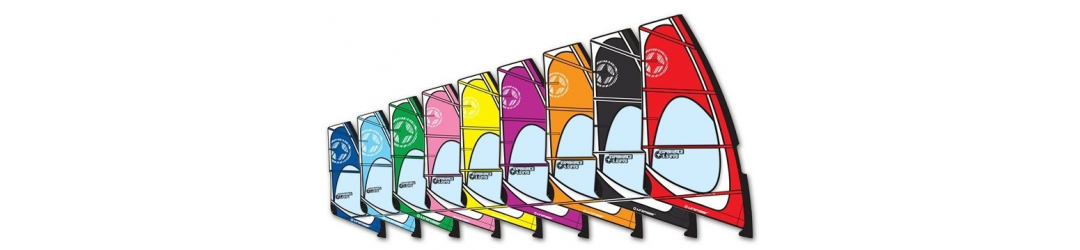 Aparejos Windsurf Unifiber
