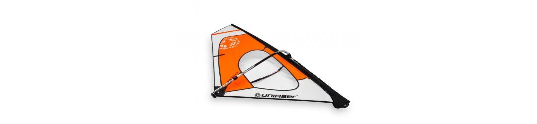 Velas Windsurf Unifiber